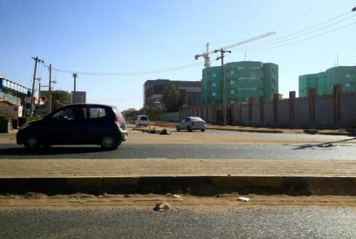 Sudan's Directorate of the General Intelligence Service, pictured on Wednesday