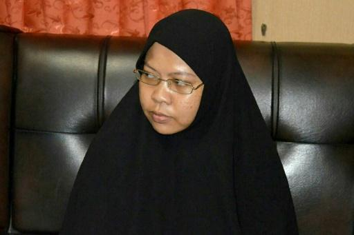 Indonesia's first female would-be suicide bomber jailed