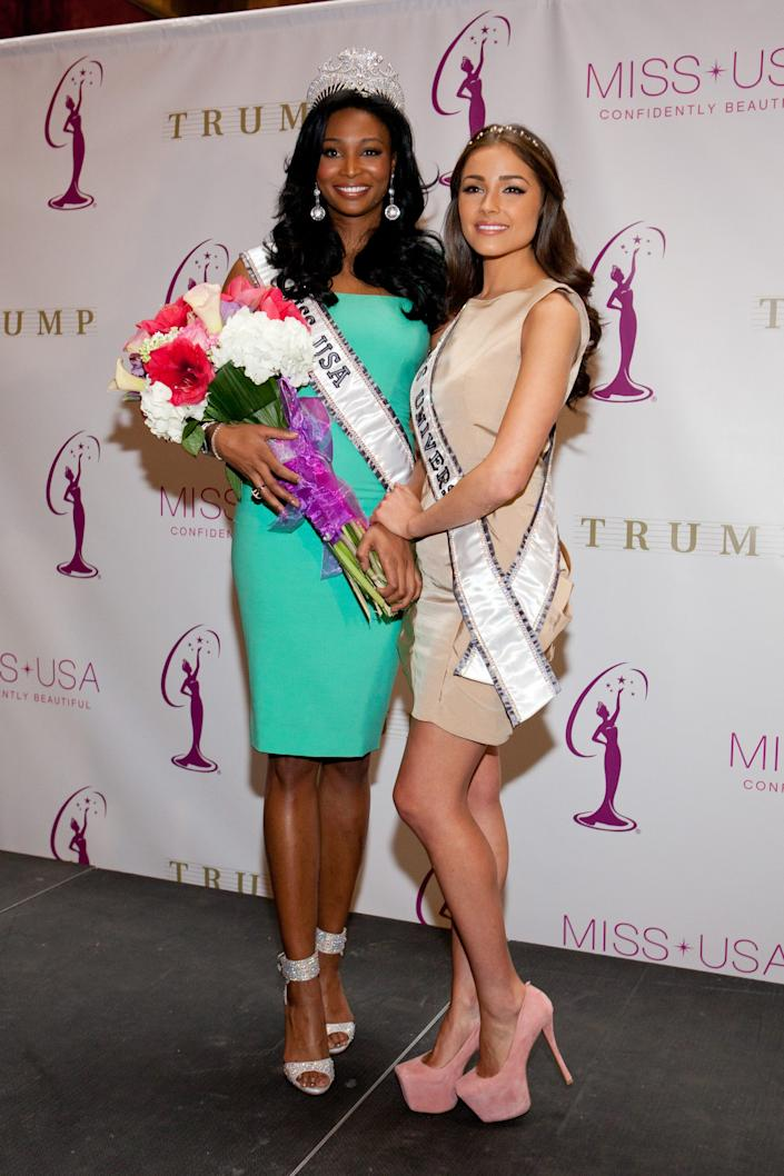 miss usa 2012 recrowning