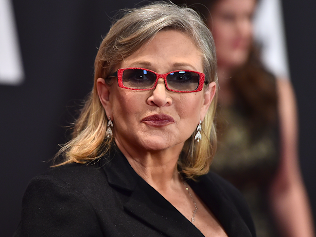 Carrie Fisher 4 AP