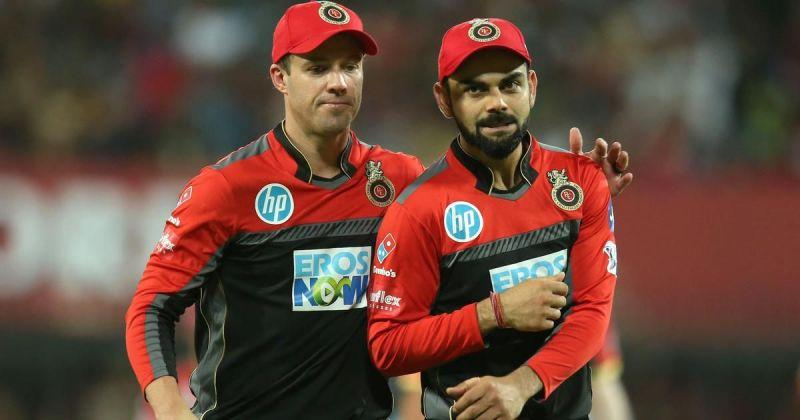 AB de Villiers and Virat Kohli have been the backbone of RCB for several years
