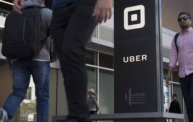 Uber Defeats Suit by Investors Who Blamed Scandals for Losses