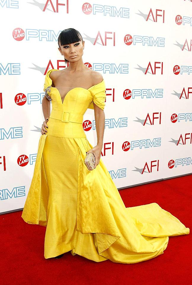 """<a href=""""http://movies.yahoo.com/movie/contributor/1800019960"""">Bai Ling</a> at the 37th Annual AFI Lifetime Achievement Awards - 6/11/2009"""