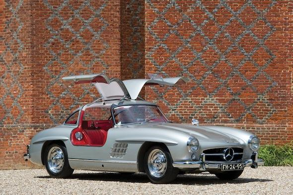 Anonymous collector sells 74-strong Mercedes collection worth £20 million
