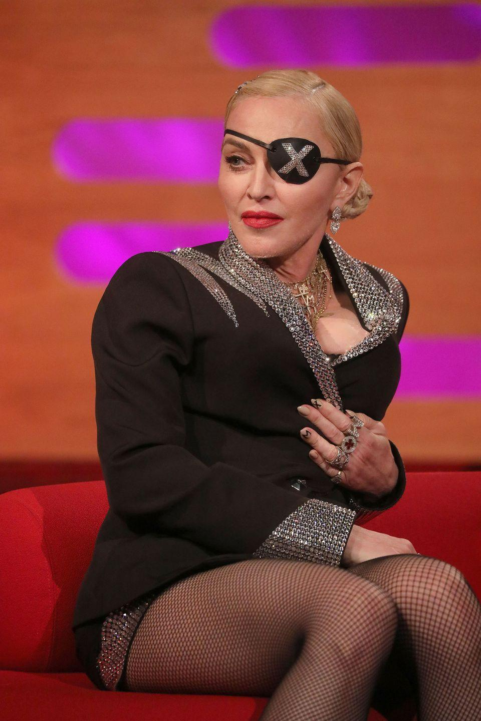 "<p><strong>Birthday: </strong>August 16</p><p><strong>Age Turning: </strong>62</p><p>At soon-to-be-62, Madonna is <a href=""https://www.oprahmag.com/entertainment/a29474383/madonna-daughter-lourdes-leon-look-alike-video/"" rel=""nofollow noopener"" target=""_blank"" data-ylk=""slk:basically twins with her 23-year-old daughter"" class=""link rapid-noclick-resp"">basically twins with her 23-year-old daughter</a> Lourdes Leon.<br></p>"