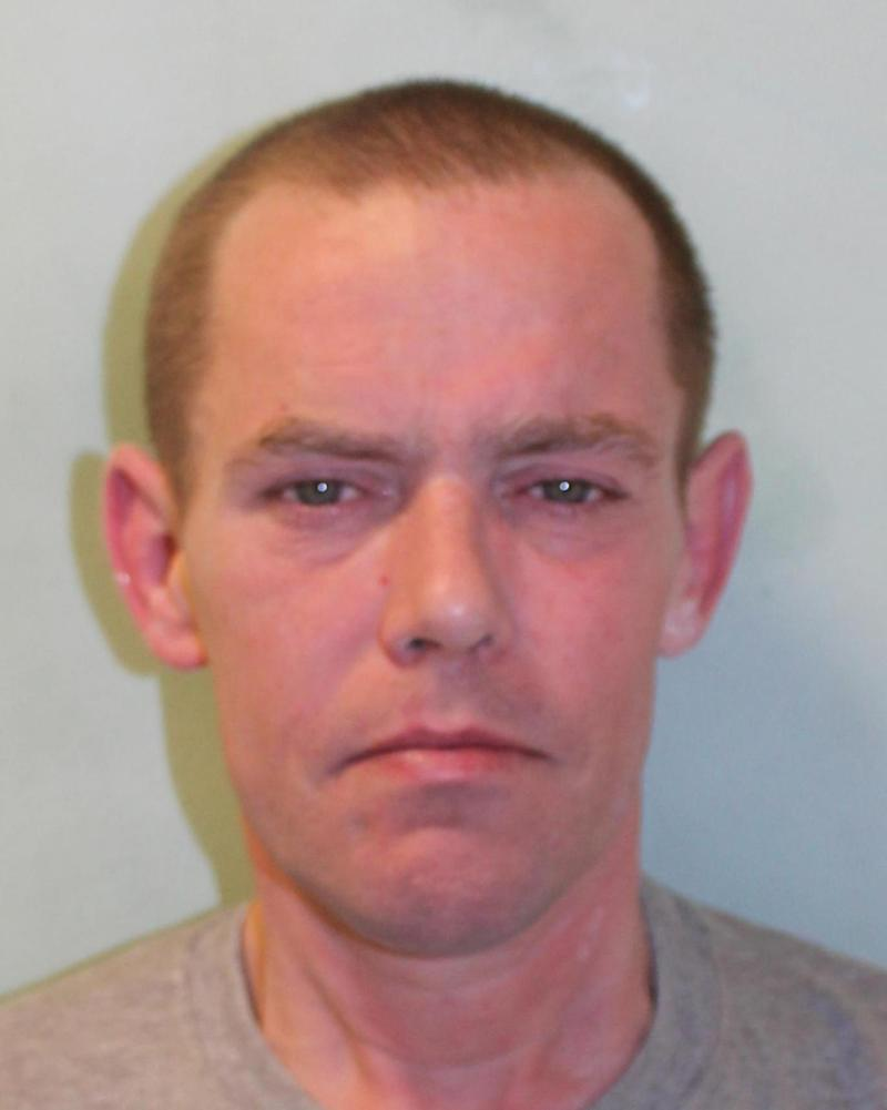 John Gillespie, 43, pleaded guilty to conspiracy to commit affray (Met Police)