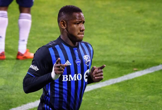 Montreal Impact forward Romell Quioto suspended an additional game