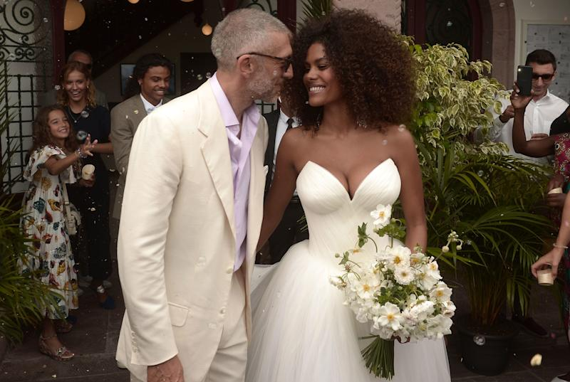 "Vincent Cassel, 52, headed to a city hall in southwestern France to marry the 21-year-old model Tina Kunakey. They've already landed a magazine cover together, and Cassel has already addressed their age difference by declaring, ""I'm very much in love and sure we are going to make babies."""