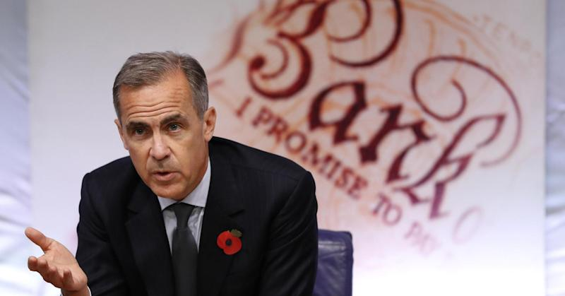 Pound Hits Highest as BoE Backs Rate Rise