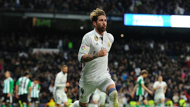 Zinedine Zidane has confirmed centre-back Sergio Ramos will not be selected for Sunday's LaLiga game against Alaves.