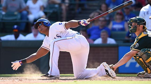 There's no doubting Beltre's Hall of Fame worthiness; the Dominican star will, once he retires, go down as one of the greatest defensive third basemen ever and a consistently excellent hitter, particularly in his later years.