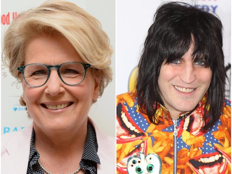 Sandi Toksvig and Noel Fielding to present The Great British Bake Off