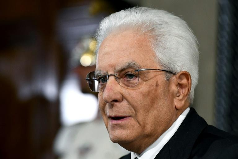 Italian President Sergio Mattarella has made it clear he wants talks to conclude quickly