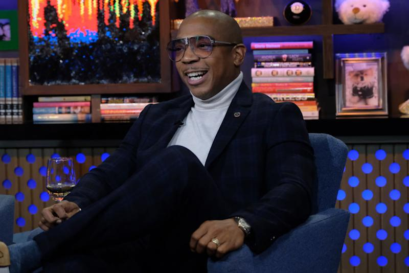 "Ja Rule appears on ""Watch What Happens Live"" on Oct. 6. (Photo: Charles Sykes/Bravo/NBCU Photo Bank/NBCUniversal via Getty Images)"