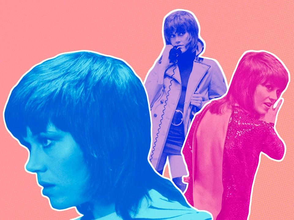 """Jane Fonda in Klute: 'As much an exploration of the intersections between the identities of """"woman"""", """"sex worker"""" and """"actress"""" as it is a frightening noir' (Shutterstock/Warner Bros)"""