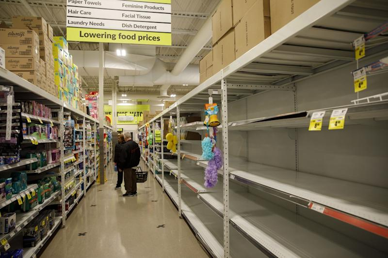 Why Your Favorite Grocery Item Is Still Out of Stock