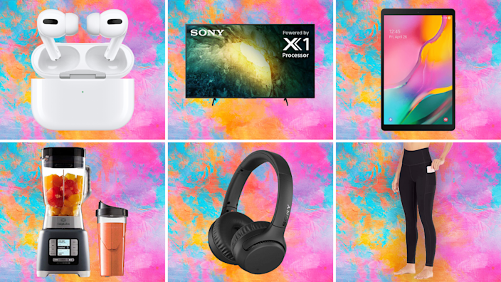 All the best sales are here. Save on earbuds, TVs, phones, cult-favorite countertop appliances, and much much more. (Photo: Amazon)