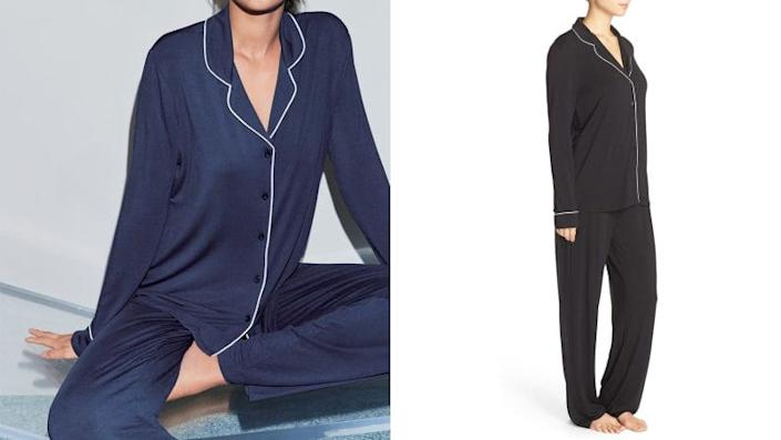 Upgrade mom's loungewear with the Moonlight Pajamas from Nordstrom.