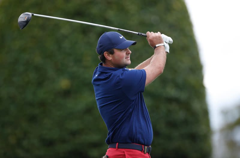 Reed focuses on positives after 'sloppy' finish at Wentworth