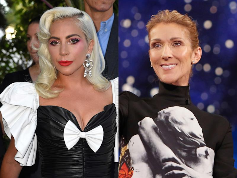 Update Celine Dion Is Still Obsessed With Lady Gaga