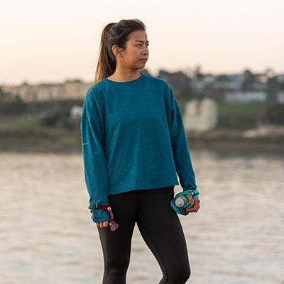 """<p><strong>Versa Long Sleeve Shirt</strong></p><p>nathansports.com</p><p><strong>$65.00</strong></p><p><a href=""""https://go.redirectingat.com?id=74968X1596630&url=https%3A%2F%2Fwww.nathansports.com%2Fcollections%2Fwomens-long-sleeves%2Fproducts%2Fwomens-versa-long-sleeve-shirt-maroon&sref=https%3A%2F%2Fwww.prevention.com%2Ffitness%2Fworkout-clothes-gear%2Fg36840253%2Fbest-athleisure-brands%2F"""" rel=""""nofollow noopener"""" target=""""_blank"""" data-ylk=""""slk:Shop Now"""" class=""""link rapid-noclick-resp"""">Shop Now</a></p><p><strong><a href=""""https://go.redirectingat.com?id=74968X1596630&url=https%3A%2F%2Fwww.nathansports.com%2F&sref=https%3A%2F%2Fwww.prevention.com%2Ffitness%2Fworkout-clothes-gear%2Fg36840253%2Fbest-athleisure-brands%2F"""" rel=""""nofollow noopener"""" target=""""_blank"""" data-ylk=""""slk:Nathan"""" class=""""link rapid-noclick-resp"""">Nathan</a></strong> makes apparel for runners, which means its collection of tops and bottoms are designed to be comfy while you're on the move. The tops specifically are perfect for transitioning from the treadmill to work, especially the boxy <a href=""""https://go.redirectingat.com?id=74968X1596630&url=https%3A%2F%2Fwww.nathansports.com%2Fcollections%2Fwomens-long-sleeves%2Fproducts%2Fwomens-versa-long-sleeve-shirt-maroon&sref=https%3A%2F%2Fwww.prevention.com%2Ffitness%2Fworkout-clothes-gear%2Fg36840253%2Fbest-athleisure-brands%2F"""" rel=""""nofollow noopener"""" target=""""_blank"""" data-ylk=""""slk:Versa long sleeve shirt."""" class=""""link rapid-noclick-resp"""">Versa long sleeve shirt. </a></p>"""