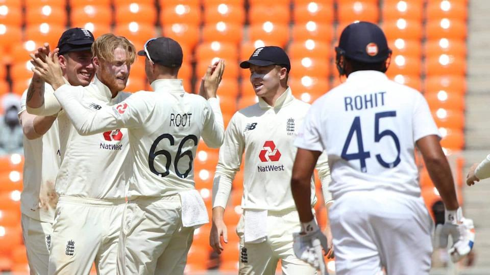 India vs England, 4th-Test: England on top as Rohit departs