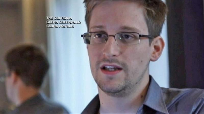 Edward Snowden's father praises son in open letter