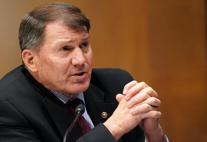 Sen. Mike Rounds, R-SD, has again sponsored legislation to remove from the books 11 federal laws that are racist, particularly toward Native Americans.