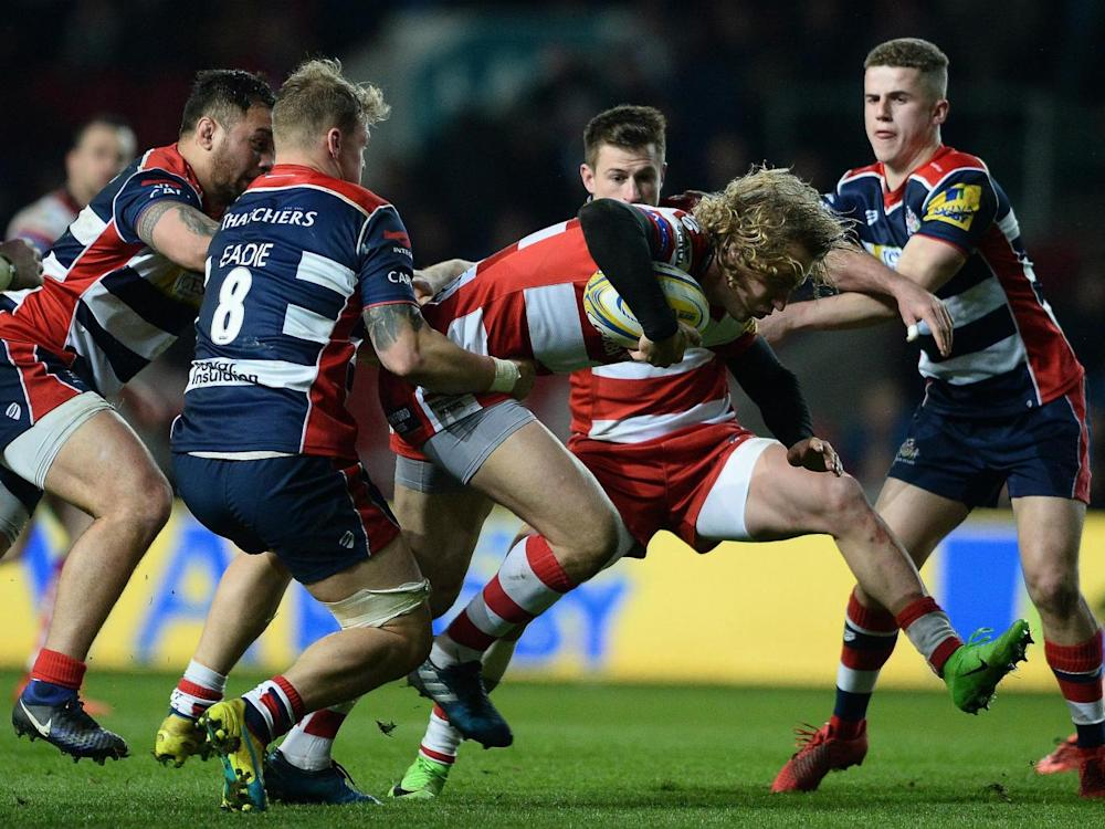 Billy Twelvetrees put in a powerful performance (Getty)