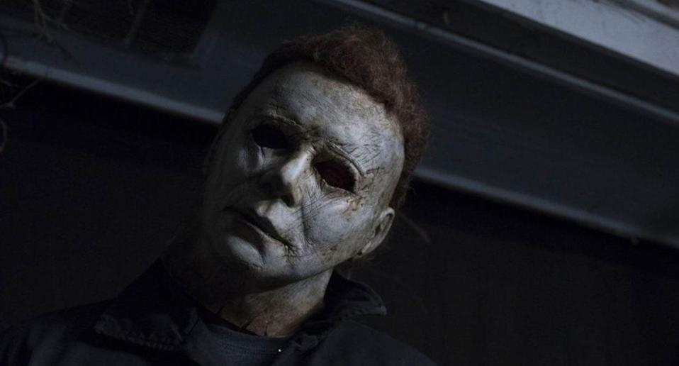 """<p>Fans of the <a href=""""https://www.esquire.com/entertainment/movies/a23899049/halloween-2018-movie-ending-spoilers/"""" rel=""""nofollow noopener"""" target=""""_blank"""" data-ylk=""""slk:Halloween franchise"""" class=""""link rapid-noclick-resp""""><em>Halloween</em> franchise</a> will have to wait a little bit longer for the return of Michael Myers and Laurie Strode. The two were originally set to face-off (again) in October 2020, but they'll now slash 'n gash onto the big-screen in October 2021. At least we have this bloody <a href=""""https://www.youtube.com/watch?v=rHhZDYVoV7w"""" rel=""""nofollow noopener"""" target=""""_blank"""" data-ylk=""""slk:teaser trailer"""" class=""""link rapid-noclick-resp"""">teaser trailer</a> to appease our appetite. </p>"""