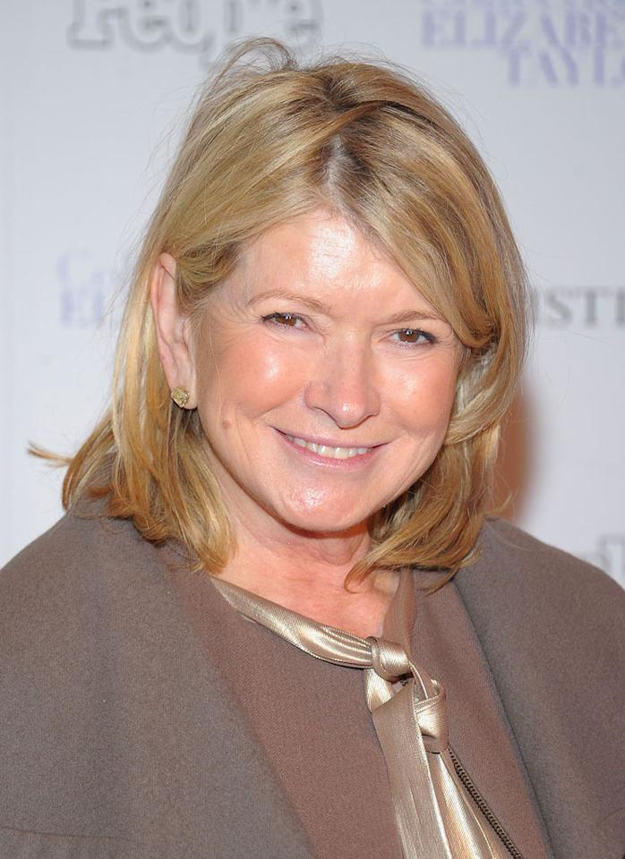 "Martha Stewart, 70 (""<a href=""/martha-stewart-show/show/37896"">The Martha Stewart Show</a>""): Not even a stint in jail could quash Martha Stewart's illustrious career. After her time behind bars (October 2004 to March 2005), she launched ""The Martha Stewart Show"" to kick-start her comeback. Now 70, Stewart has entered the wine business, launched a line of houses (yes, houses), and continued her domestic domination."