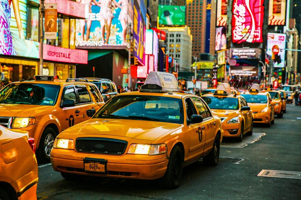 <p>No. 9: Taxi driver <br> Stress score: 48.18 <br> Growth outlook: 13% <br> (batuhanozdel / Getty Images) </p>