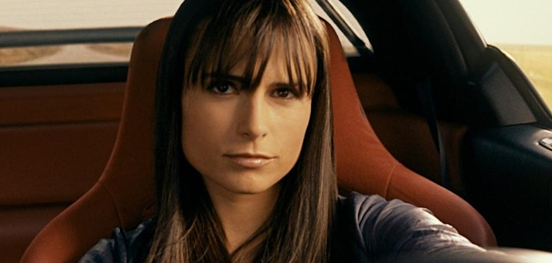 Jordanna Brewster as Mia in 2009's 'Fast & Furious' (credit: Universal)
