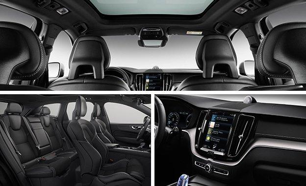 As With The Xc90 It Is Interior That Erases Any Doubt About This Brand S Luxe Intentions Volvo Showed Us Top Two Of Three Trim Levels