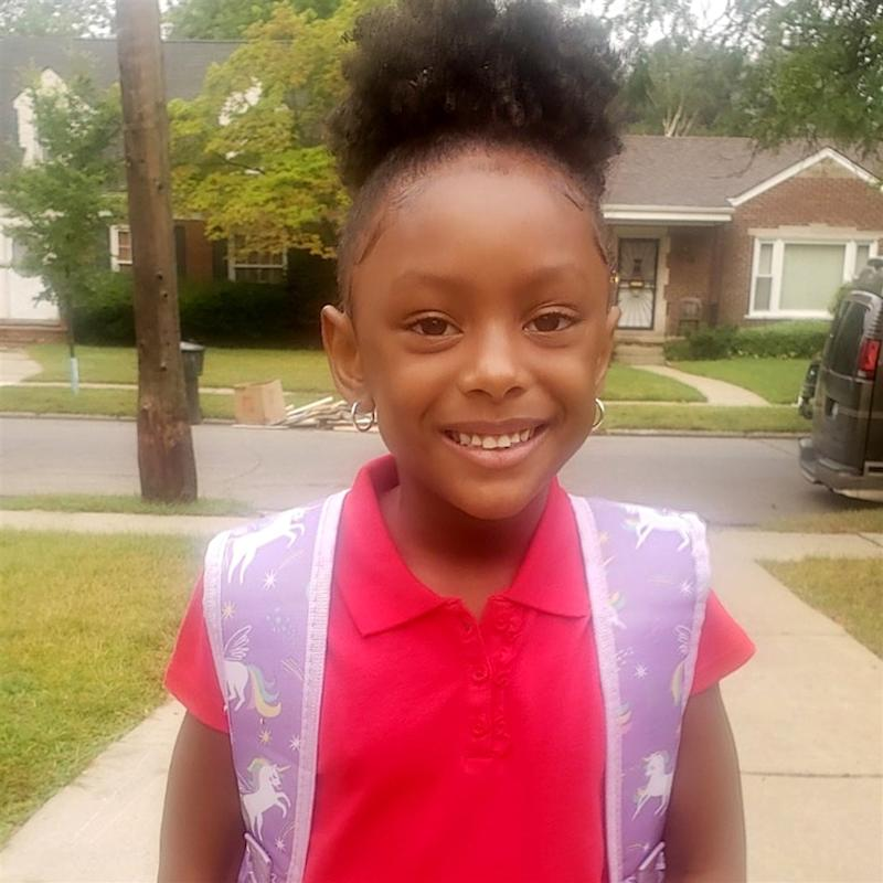 Skylar Herbert, 5, died after contracting COVID-19. (Image via TODAY, courtesy of the Herbert Family).