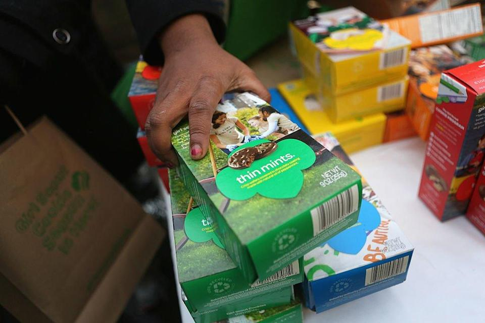 The Italian Owner of Nutella Just Bought the Rights to Make Girl Scout Cookies