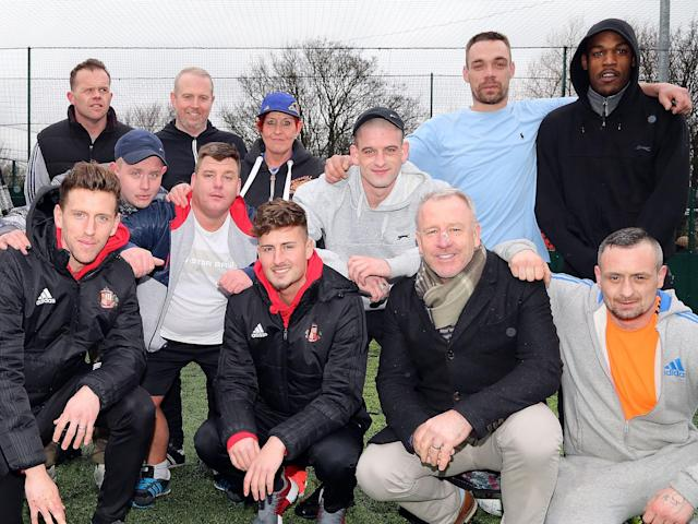 Football's capacity for good helping bring purpose to Sunderland's homeless