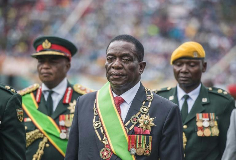 Analysts say new President Emmerson Mnangagwa is right to be concerned by Mugabe's sudden re-emergence on the political scene