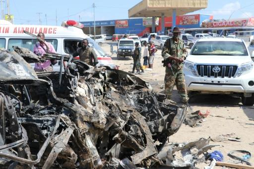 Al-Shabaab last month detonated a car-bomb in Mogadishu, killing 81 people