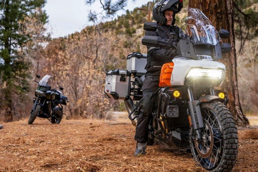 2021 Harley-Davidson Pan America Special 1250 auxillary lights