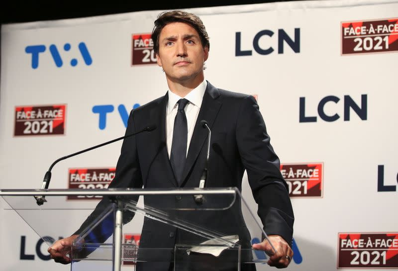 French language election debate takes place in Montreal