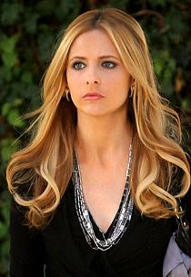 Sarah Michelle Gellar | Photo Credits: Scott Alan Humbert/The CW