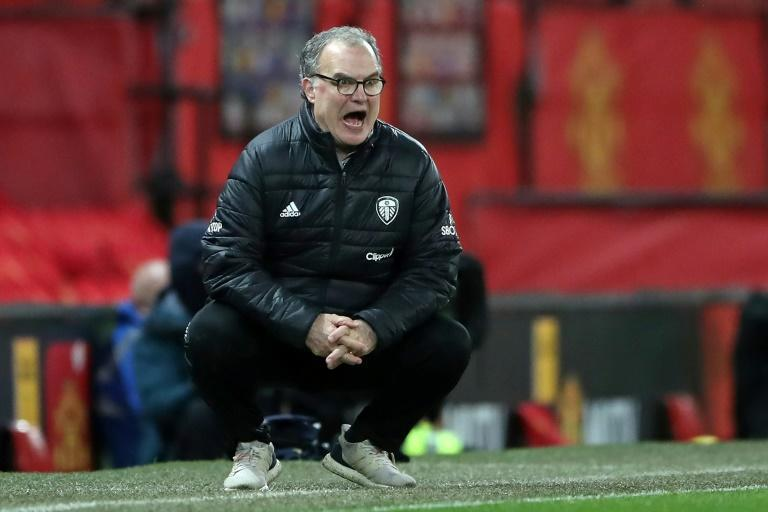 Leeds manager Marcelo Bielsa's attacking gameplan backfired against Manchester United's counter-attack