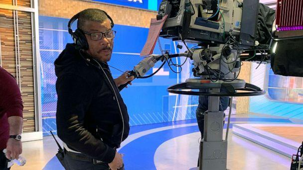PHOTO: 'Good Morning America' camera operator Tony Greer died on April 7 from coronavirus complications. (ABC News)