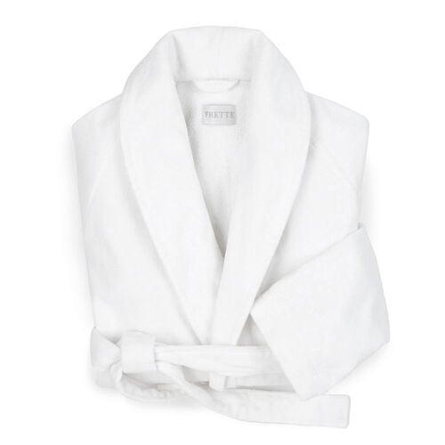 <p>You'll want to lounge in this <span>Velour Shawl Collar Robe</span> ($100, originally $300) all day.</p>