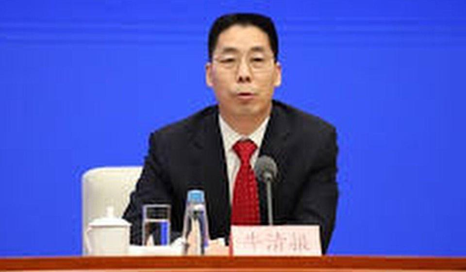 Niu Qingbao took up the ambassador role in early March. Photo: Handout