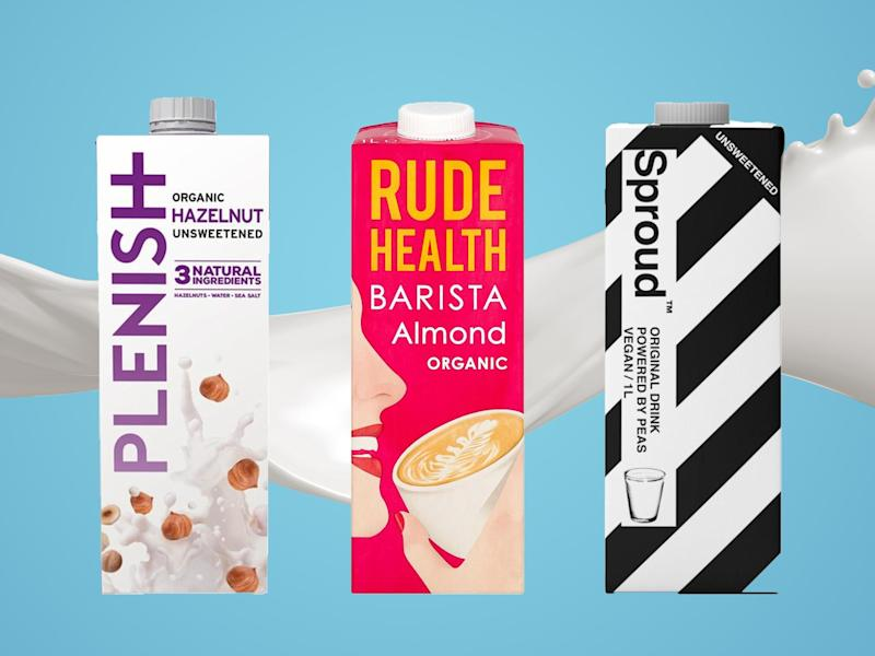 If you want to spend your money elsewhere, there's plenty of plant-based, vegan and gluten-free milk alternatives: iStock/The Independent