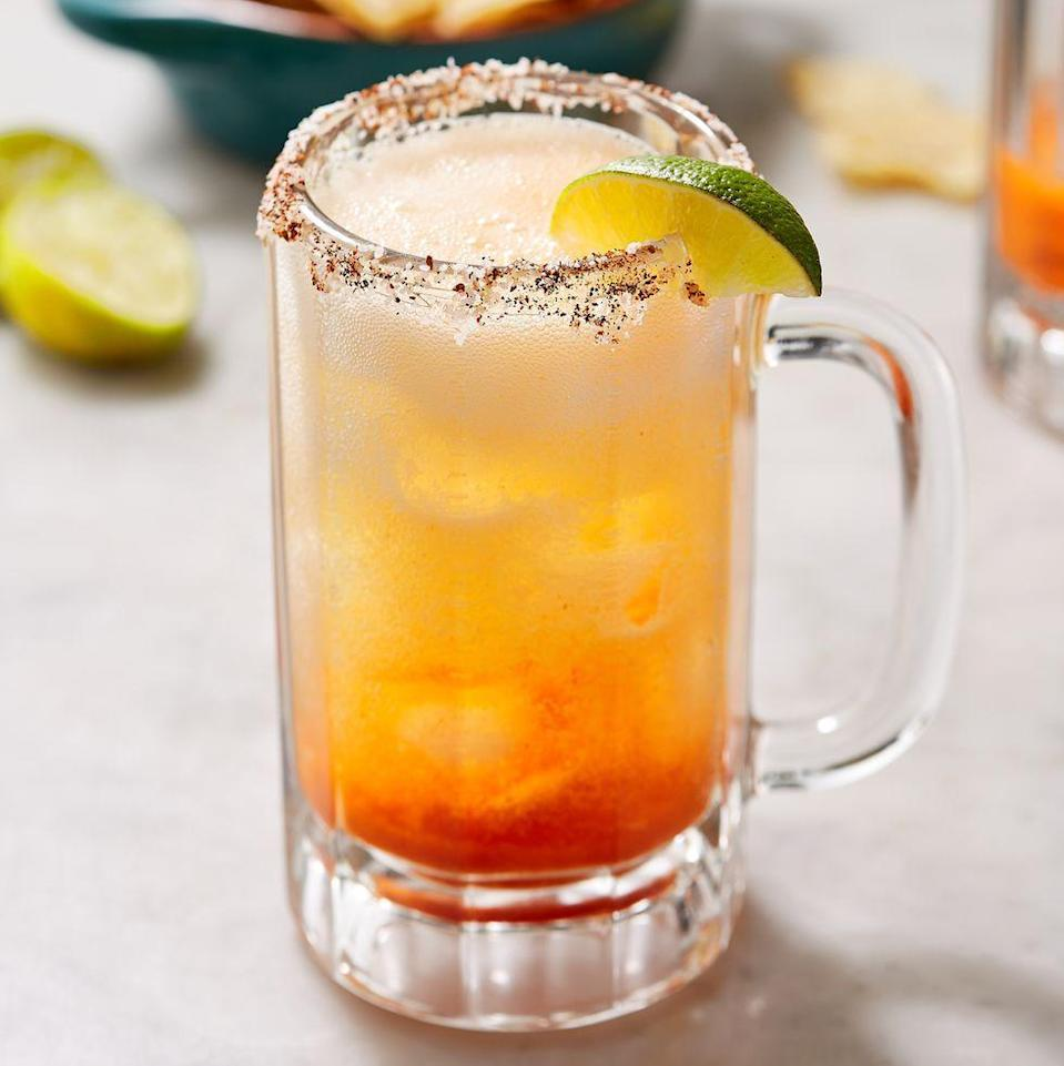 """<p>Trust on this one...you'll be blown away.</p><p>Get the recipe from <a href=""""https://www.delish.com/cooking/recipe-ideas/a29506044/michelada-recipe/"""" rel=""""nofollow noopener"""" target=""""_blank"""" data-ylk=""""slk:Delish."""" class=""""link rapid-noclick-resp"""">Delish.</a></p>"""