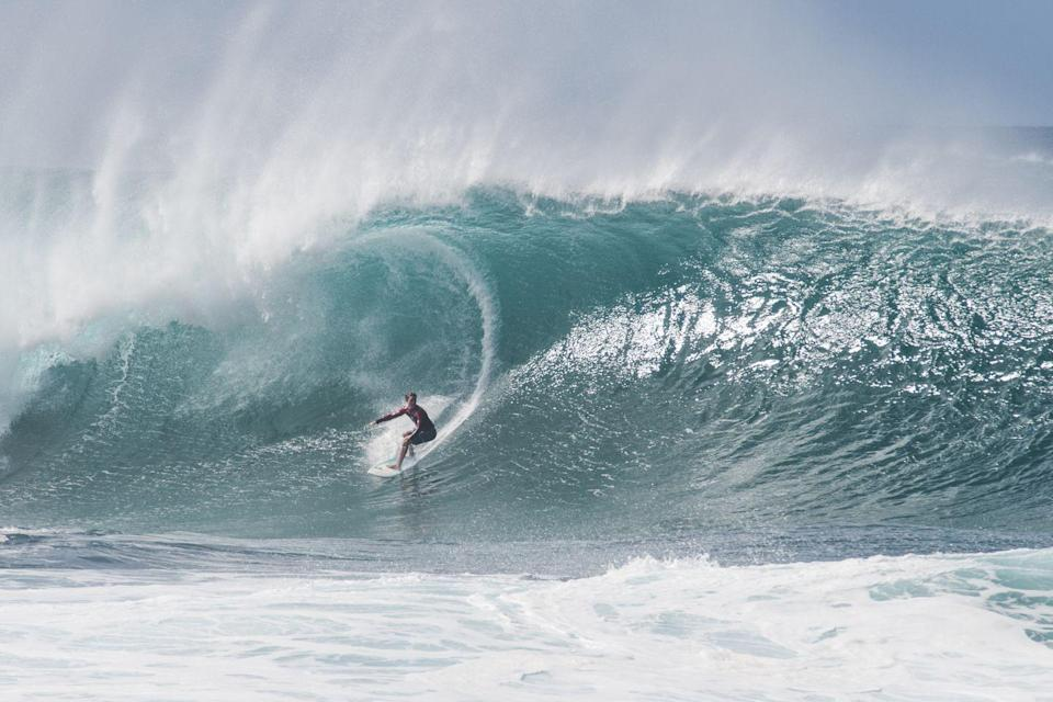 "<p><strong>State Individual Sport: Surfing<br></strong></p><p>With its glorious weather, Hawaii appreciates outdoor sports so much that it not only has an <a href=""https://www.capitol.hawaii.gov/hrscurrent/Vol01_Ch0001-0042F/HRS0005/HRS_0005-0013_0005.htm"" rel=""nofollow noopener"" target=""_blank"" data-ylk=""slk:official individual sport"" class=""link rapid-noclick-resp"">official individual sport </a>with surfing, but has also declared outrigger canoe paddling as the official team sport of the state. <strong><br></strong></p>"