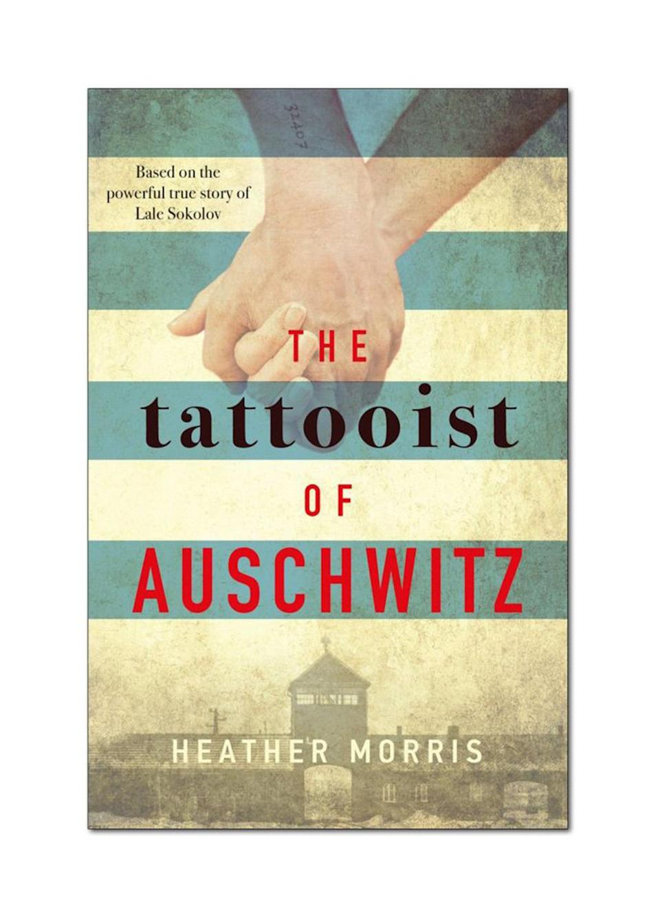 """<p>On the hunt for a new read to get stuck into? Look no further for the Heather Morris book everyone has been talking about. <em><a href=""""https://www.waterstones.com/book/the-tattooist-of-auschwitz/heather-morris/9781785763670#reviews"""" rel=""""nofollow noopener"""" target=""""_blank"""" data-ylk=""""slk:Shop now"""" class=""""link rapid-noclick-resp"""">Shop now</a>.</em> </p>"""